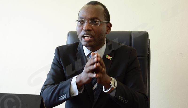Les dépliants d'Addis,  Bujumbura explique sa démarche