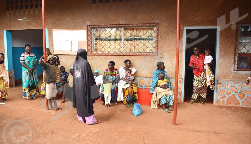 Karusi aux prises avec la malaria