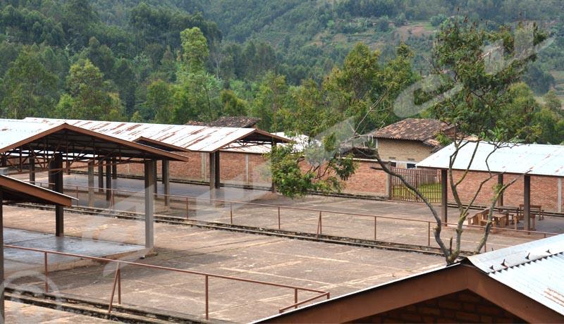 Kayanza  : Marché moderne de Matongo, un joyau abandonné
