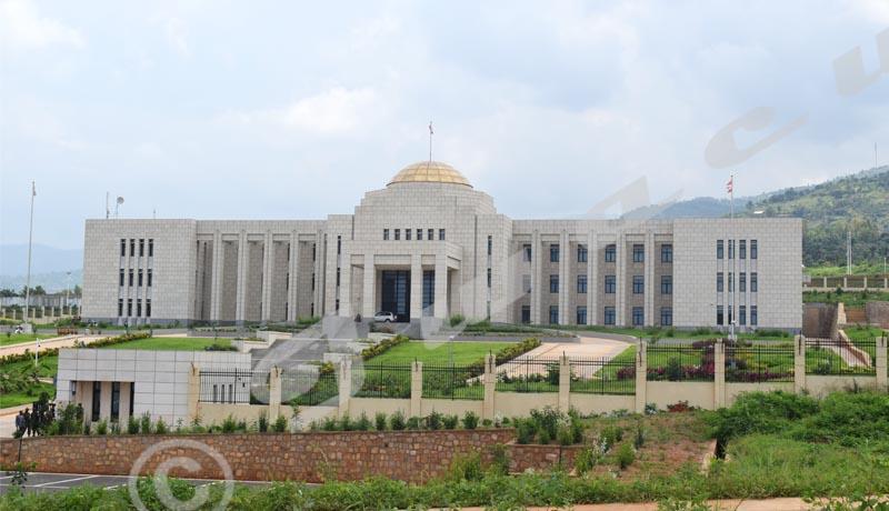 Palais de Gasenyi, silence radio sur le coût