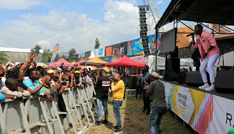 Festival Amani de Goma: «La musique, un trait d'union entre les peuples»