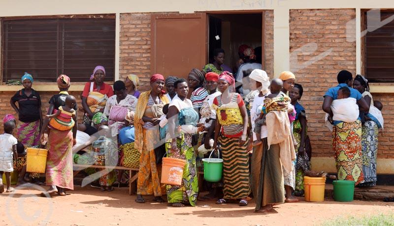 Centre de santé de Rugombo : Des malades désemparés