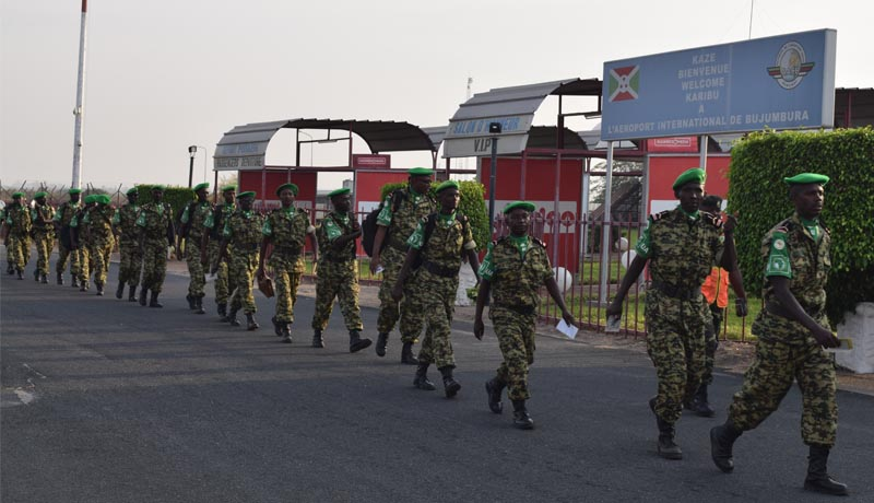 Rapatriement des troupes de l'Amisom, l'Assemblée nationale dit toujours non