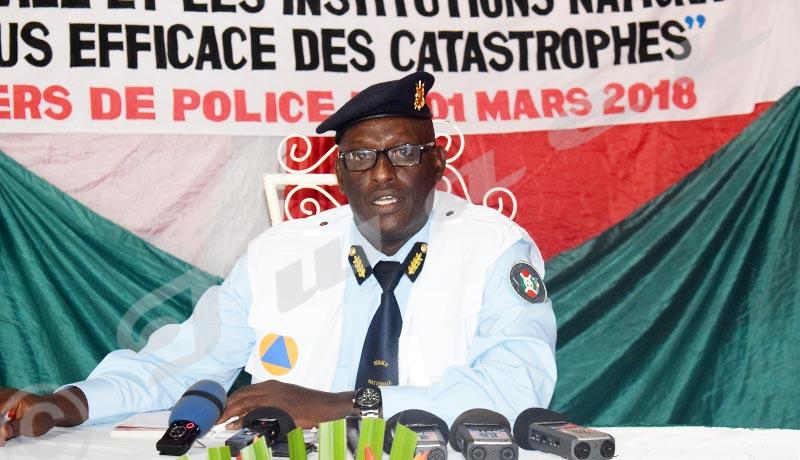 Interview exclusive :«Protégeons les contreforts pour sauver Bujumbura !»