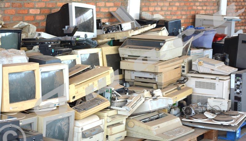 Plus de 30 mille tonnes de déchets électroniques collectés par an