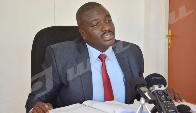 Faustin Ndikumana: «Etre candidat à la présidentielle ne se parachutepas»