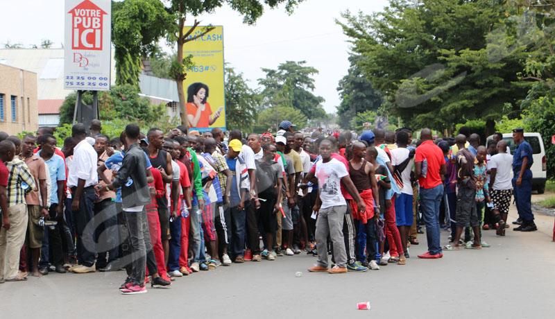 Bujumbura vibre aux couleurs des Intamba