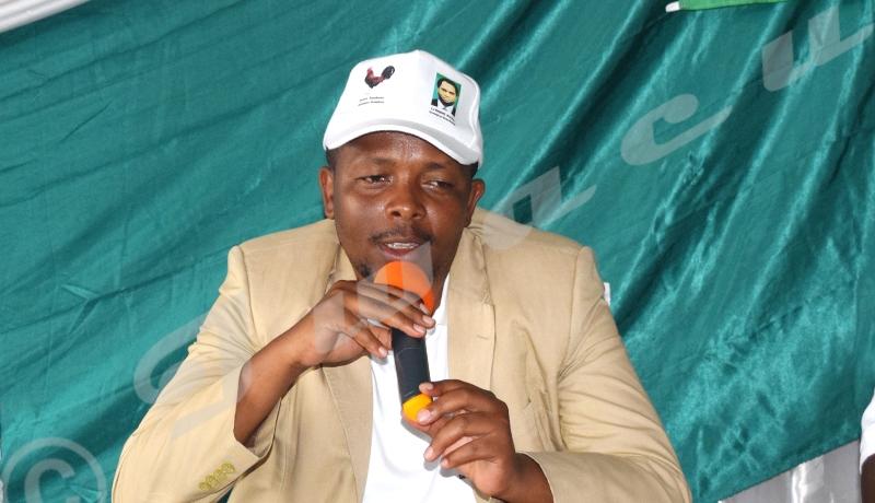 « Pas d'idée de réconciliation avec le parti Sahwanya Frodebu »