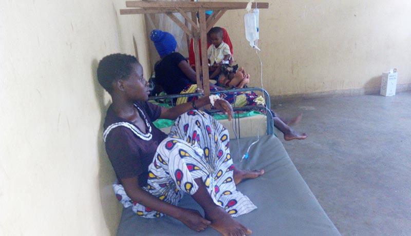 Rumonge  : Manque d'eau au péril des patients