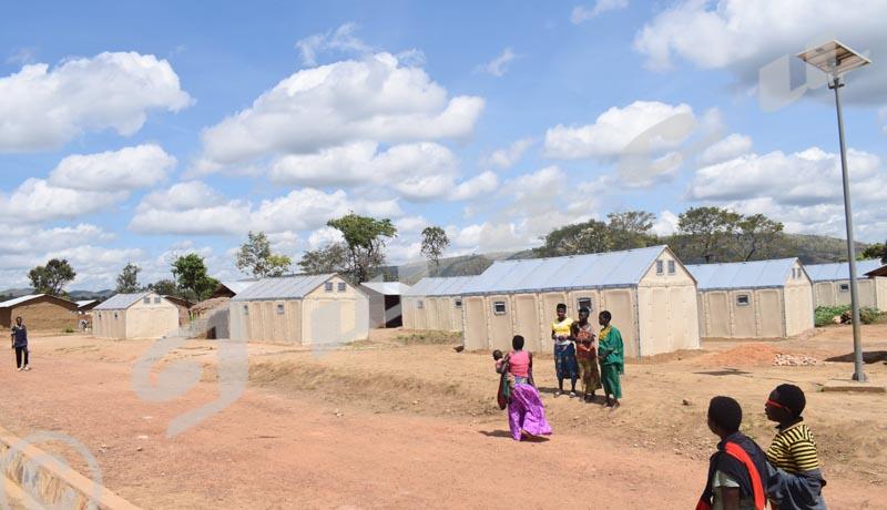 Nyankanda, un nouveau camp des réfugiés congolais inauguré