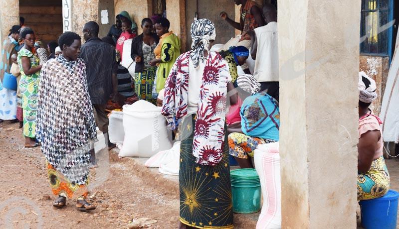 Rugombo : Flambée des prix des denrées alimentaires : pénurie ou spéculation?