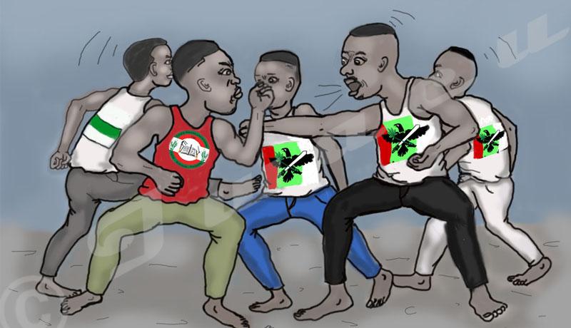 Affrontements entre jeunes à Butihinda