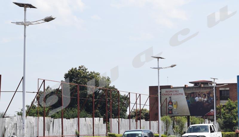 Bujumbura : Les grandes artères dans le noir