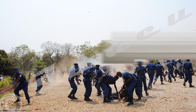 Kirundo : Deux morts dans des échauffourées entre la population et des policiers