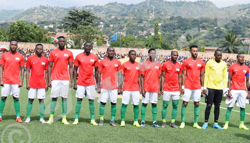 Football/CAN 2019 : le Burundi a-t-il ses chances ?