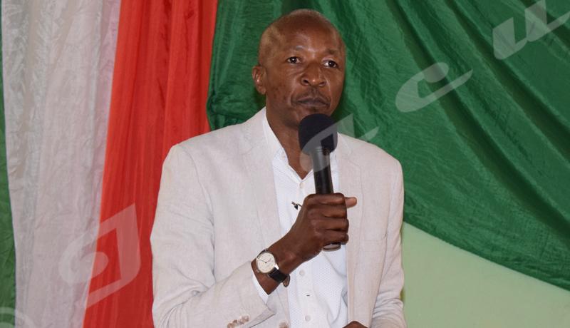 Aloys Batungwanayo : « Certains les voient comme des lieux de mémoire qui entretiennent la vengeance et par conséquent demandent leur destruction ».