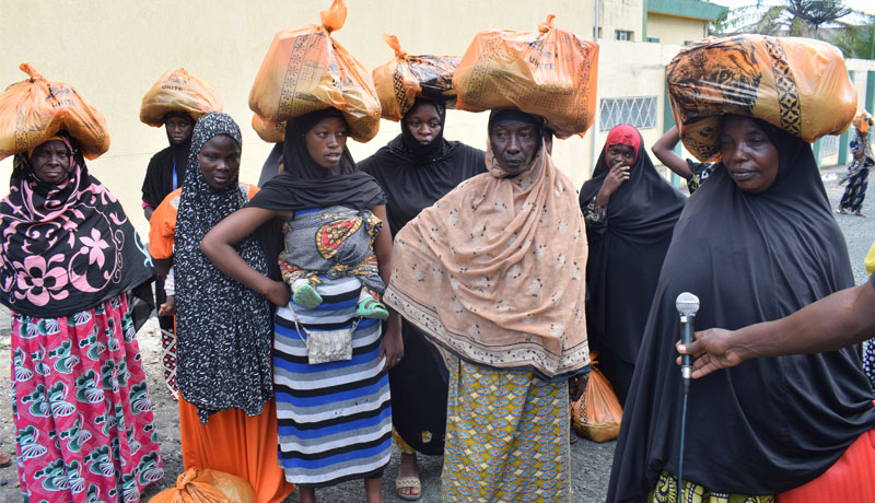 Burundi-Ramadhan : le Centre Culturel islamique vole au secours des nécessiteux