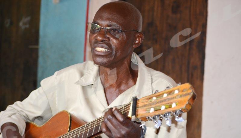 Sylvestre Ciza: «On ne se réveille pas chanteur»