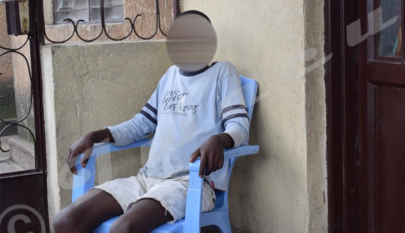 Bubanza : Un enfant délaissé