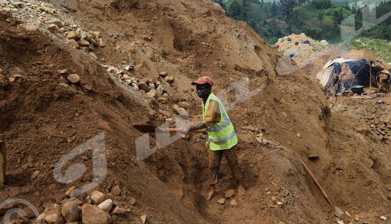 Mabayi : Lueur d'espoir pour 150 familles après  réouverture du site aurifère