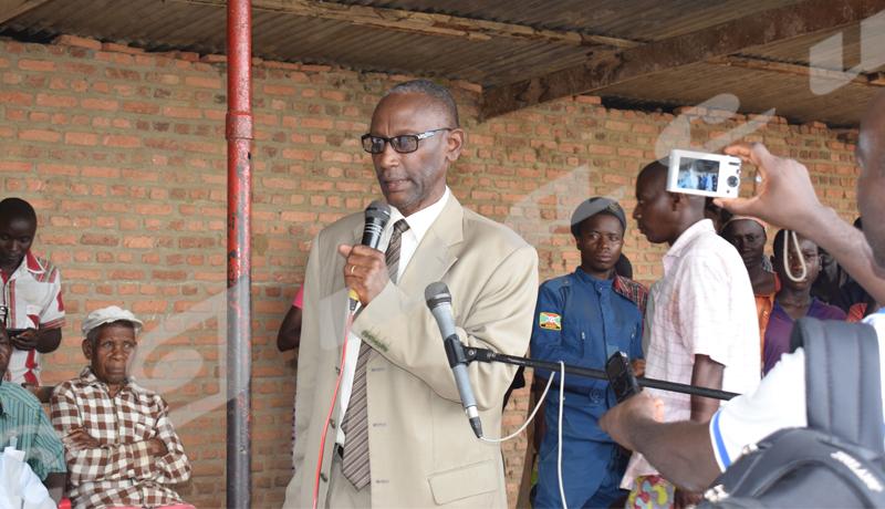 Musigati: Plus de 100 bovins diffusés