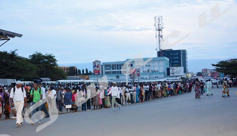Dix nouveaux bus de transport en commun pour bientôt en Mairie de Bujumbura