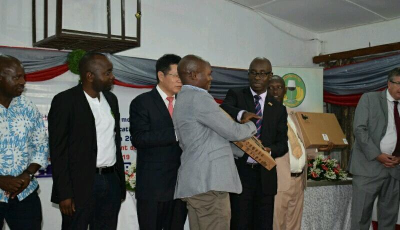 Un journaliste d'Iwacu primé par le CNC pour son intérêt porté sur le développement