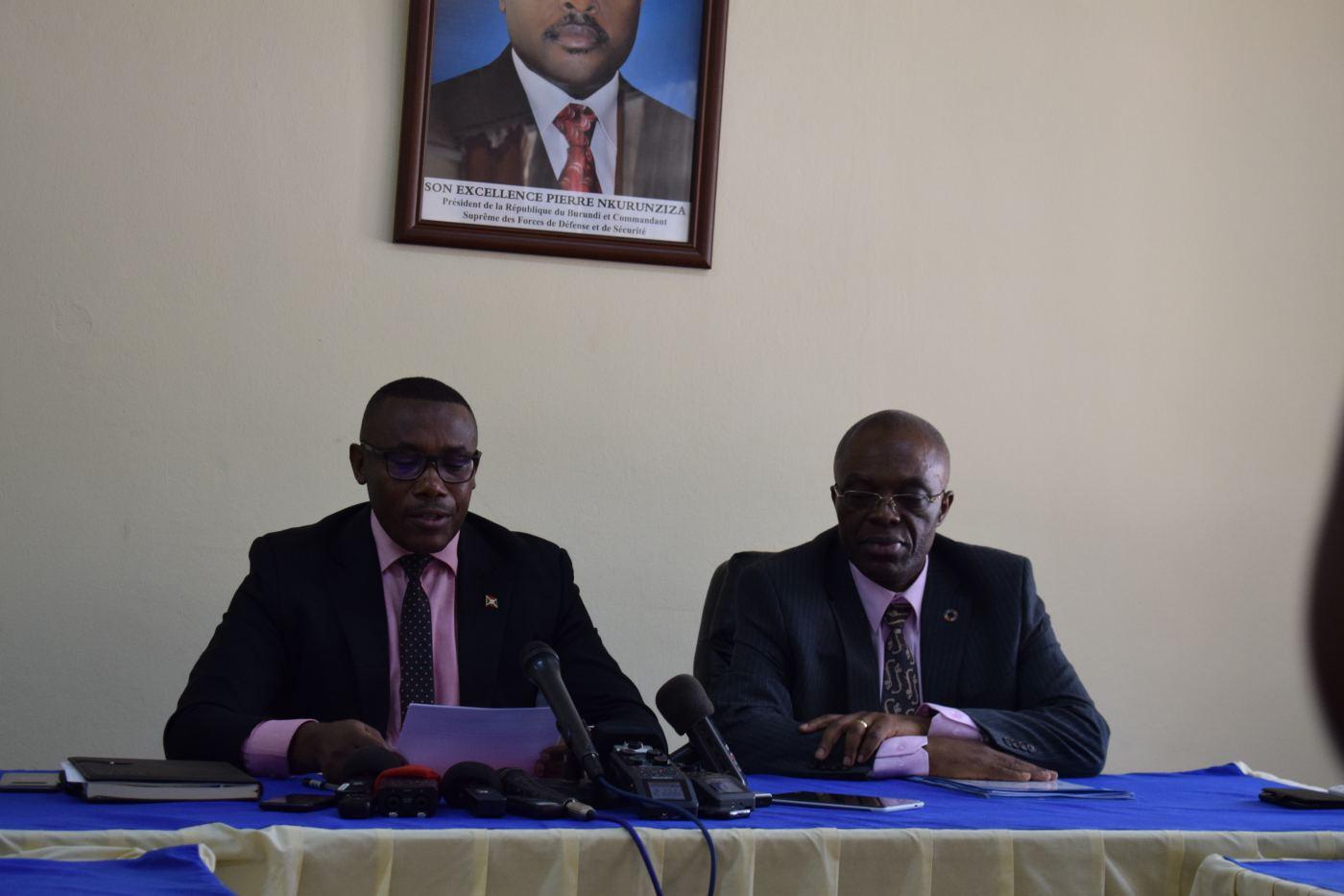 Burundi : «La demande de la transfusion  sanguine ne cesse de croître»