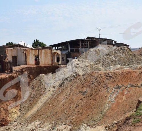 Jeudi, 6 Juin 2019 - Les travaux de protection du Boulevard Mutaga II de la zone Musaga quartier Kinanira II vont bon train./©Térence Mpozenzi/ Iwacu