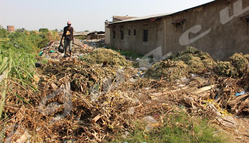 Ultimatum : deux semaines pour démanteler les dépotoirs improvisés à Bujumbura