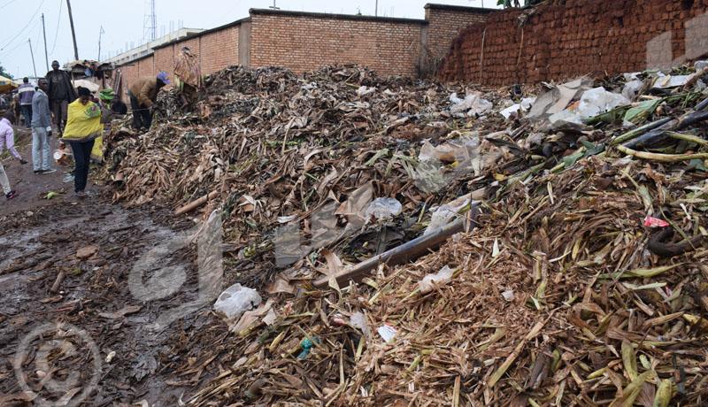 Mairie de Bujumbura : L'assainissement, un bilan mitigé des élus