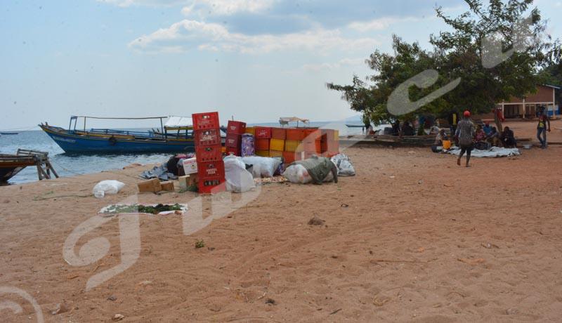 Port de Kabonga : Le  commerce transfrontalier fleurit