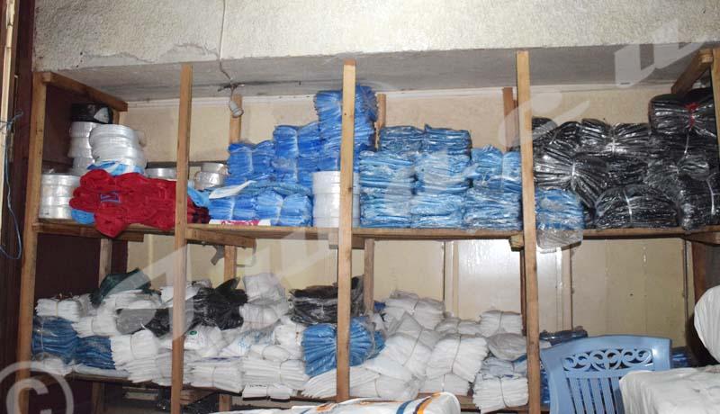 Les emballages plastiques toujours privilégiés à Bujumbura