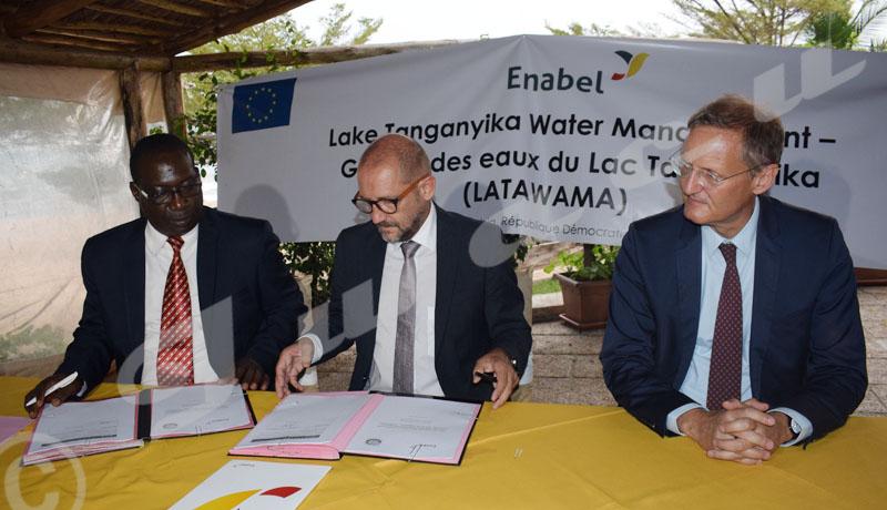 Lac Tanganyika : plus de 6 millions d'euros pour la gestion de ses eaux