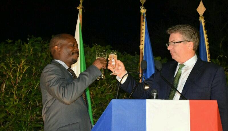 Reprise des relations France-Burundi: un revirement?