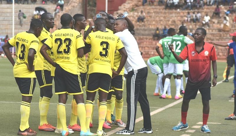 Football Aigle Noir et Rukinzo FC, prêtes à faire leur entrée dans l'arène ?