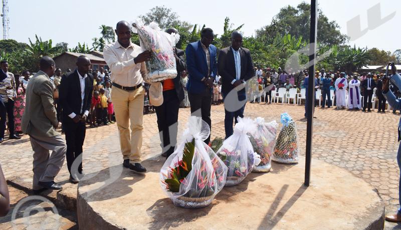 Massacre de Bugendana :  23 ans après, un espoir mitigé