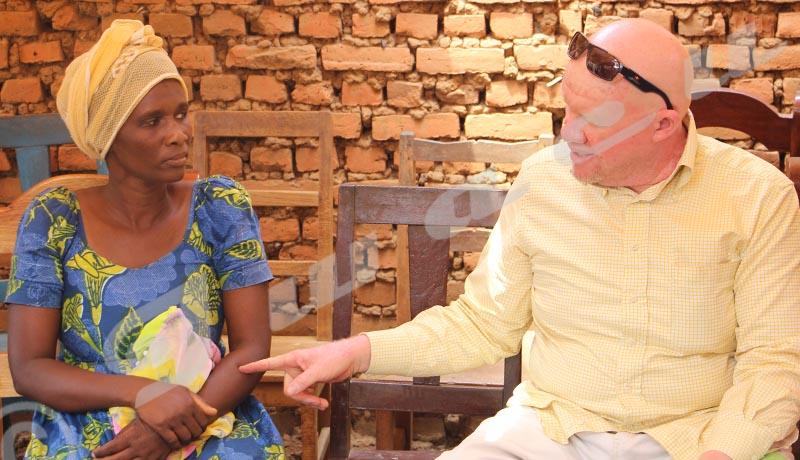 Mugina : Bonheur Niyonkuru n'aura pas le bonheur de vivre longtemps