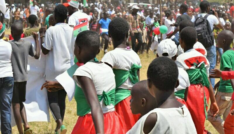 Imbonerakure Day: les jeunes du parti appelés à ''préserver la victoire''