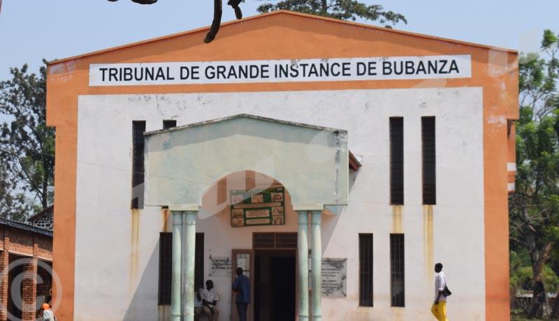 Bubanza: procès de la honte?