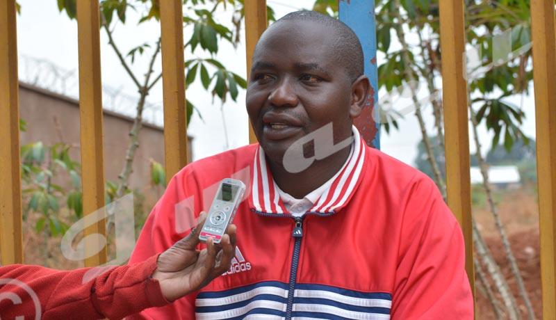 Interview exclusive : «Mutaho veut redorer son blason»