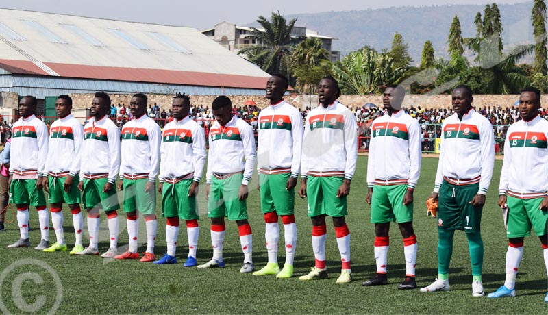 Football  Eliminatoires/Coupe du Monde 2022 : les Intamba jouent leur survie