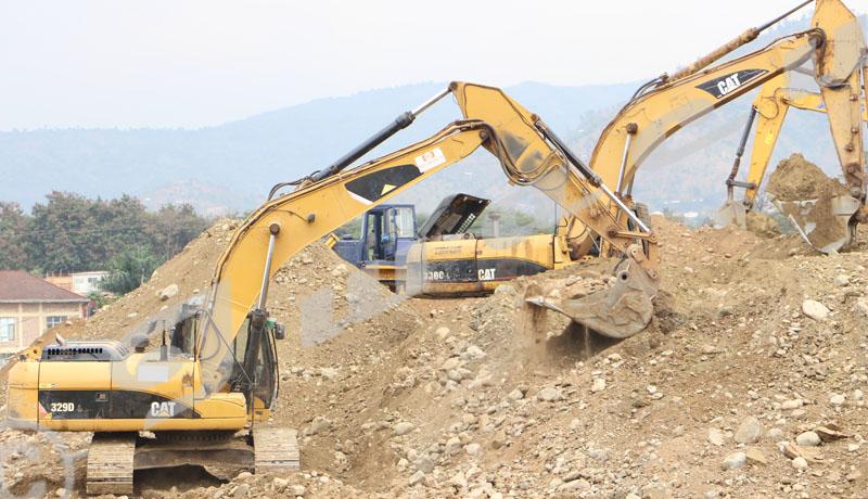 Rivière Ntahangwa : un nouveau lit pour stabiliser les berges