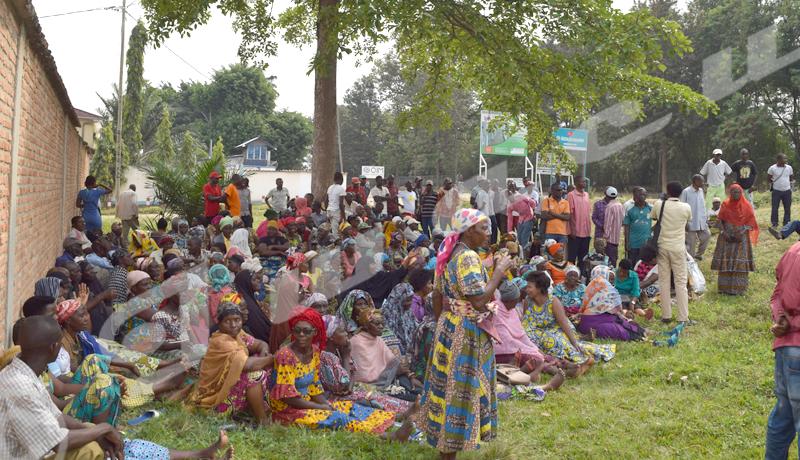 L'Etat et plus de 780 familles se disputent une propriété à Kigeri