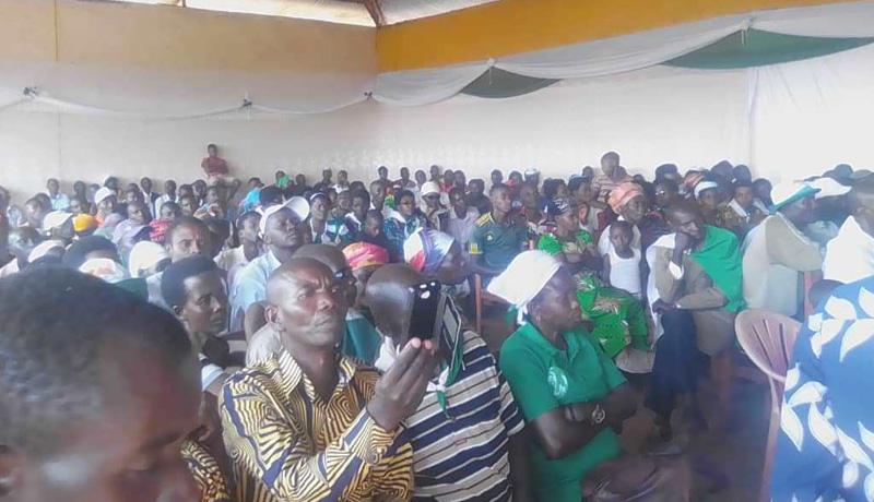Mabanda : le  candidat du Frodebu sera dévoilé en novembre