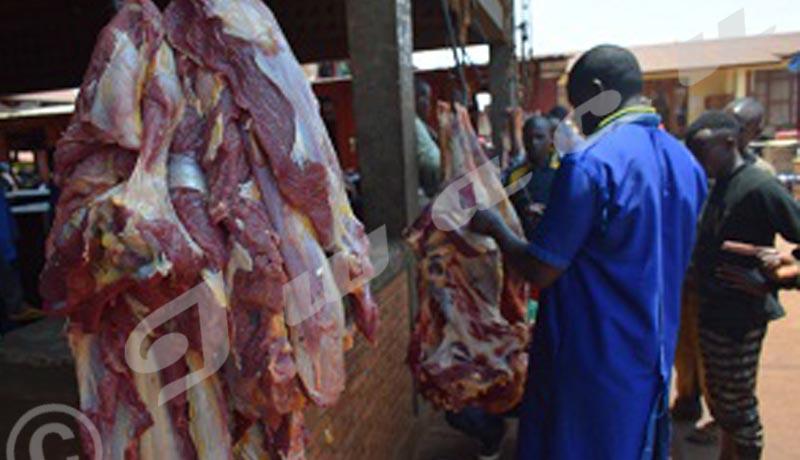 Gitega : la viande de bœuf déserte la table