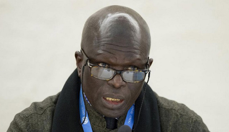 ONU : La Commission Diène épingle la CVR