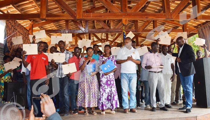 L'American Corner de Gitega délivre plus 130 certificats