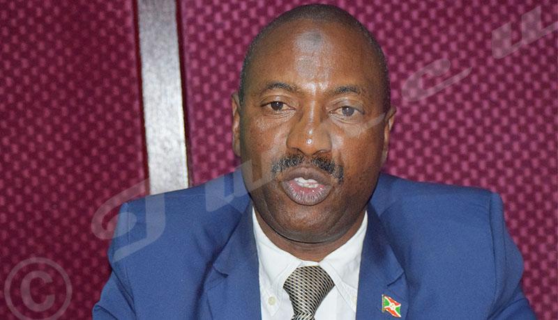 Réactions des partis politiques burundais au discours du Ministre Ézéchiel Nibigira : «Le processus électoral est une affaire interne»