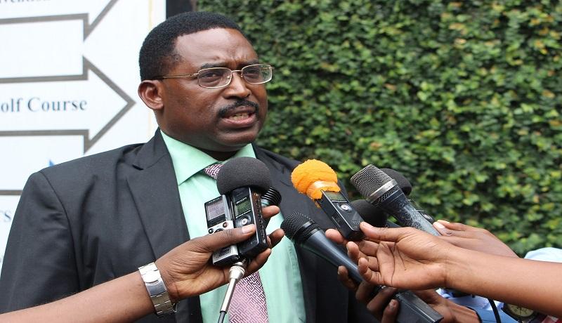 Le secrétaire exécutif  du CNARED rentre d'exil